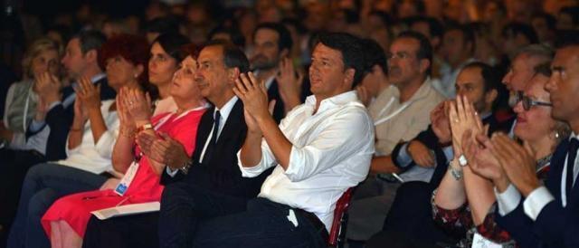 Il PD di Renzi cresce negli ultimi sondaggi