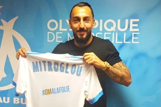 OM: Deux semaines d'attente pour Mitroglou ? - Football - Sports.fr - sports.fr