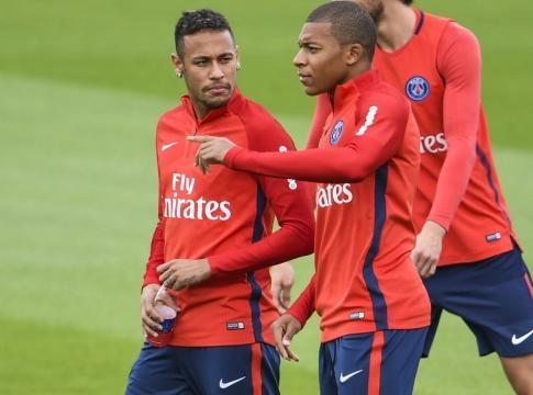 PSG: « Mbappé est déjà un crack » assure Neymar - bfmtv.com