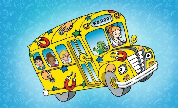 'El autobús mágico' te enseñaba todo lo que tenias que saber de la vida