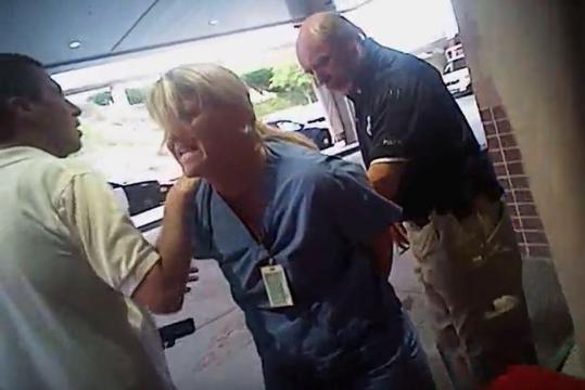 O detetive que fez a prisão está sob licença administrativa