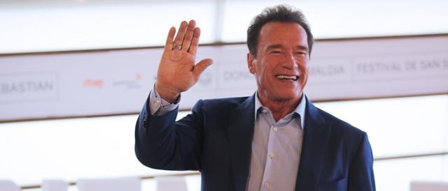 Arnold-Schwarzenegger-aterriza-en-San-Sebastián-con-alegato-ecologista