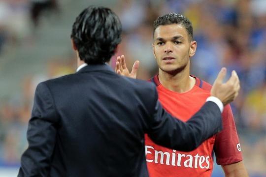 PSG : Emery félicite Ben Arfa et fait le point sur les blessés - bfmtv.com