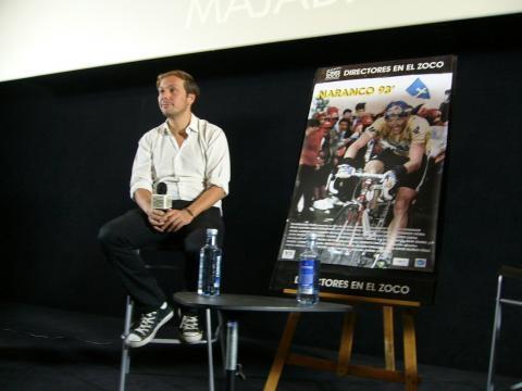 Daniel Cabrero (director de Naranco 93')
