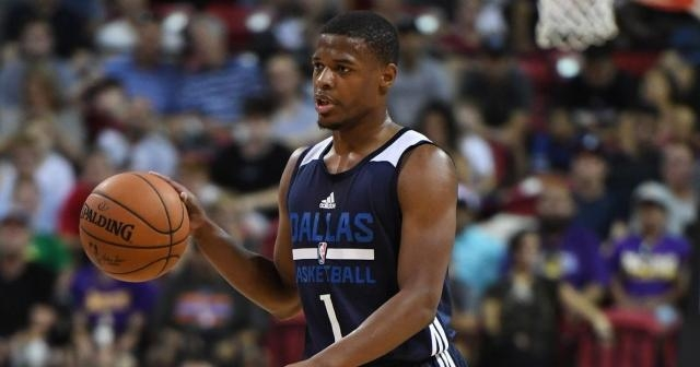 Dennis Smith Jr. - Players - The Official Site Of the Dallas Mavericks - mavs.com