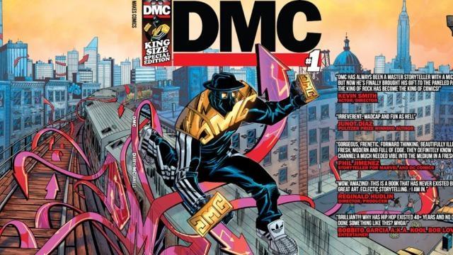 El cómic de Darryl 'DMC' McDaniels