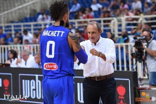 Israele-Italia Live, Europei basket 2017: come seguirla in tv e in ... - oasport.it