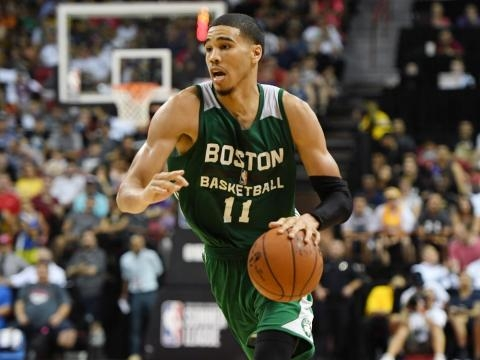 Jayson Tatum Says the Celtics Would Have Drafted Him No. 1 - slamonline.com