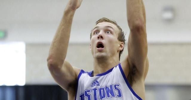 Luke Kennard shines in summer league finale but Pistons fall, 83-81 - yahoo.com
