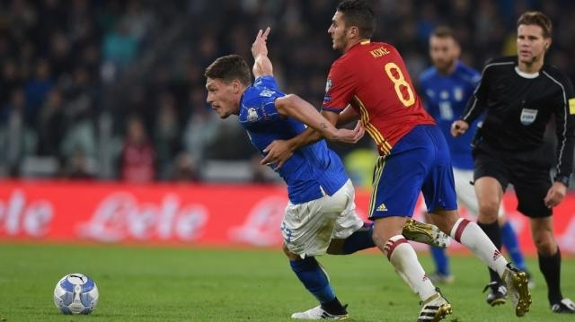 Spagna-Italia in Diretta tv e Live-Streaming - Qualificazioni ... - eurosport.com