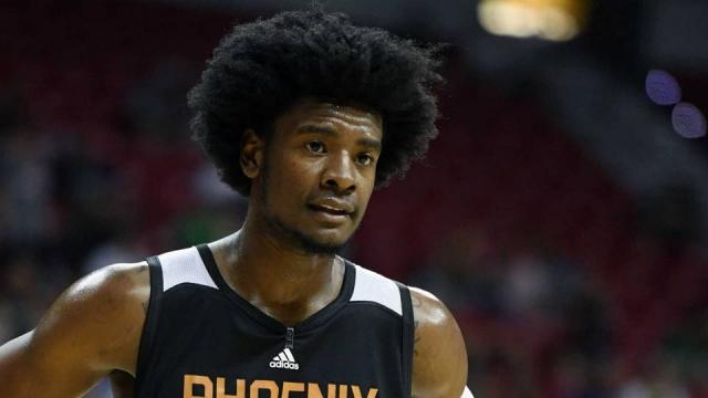 Suns' reluctance to deal Josh Jackson snags Cavs-Kyrie Irving ... - sportingnews.com