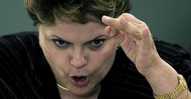Dilma Rousseff faz duras críticas ao jornal ''O Globo'' em suas redes sociais