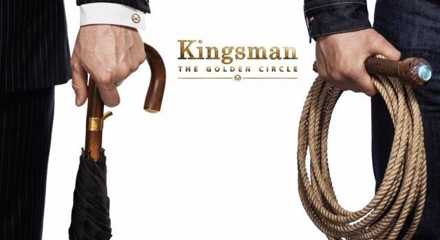 'Kingsman: el circulo dorad'. Inglaterra y Estados Unidos deben unirse
