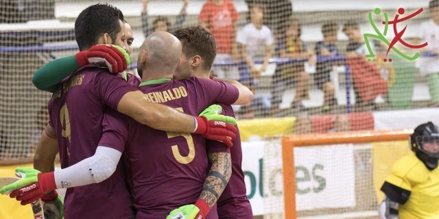 Portugal joga os quartos-de-final frente a Moçambique