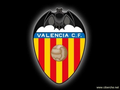Valencia CF badge. | Rest of the World Football Badges | Pinterest ... - pinterest.com