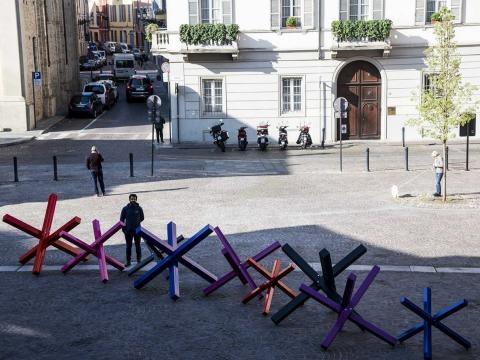 Barricades 3 - Paolo Ceribelli