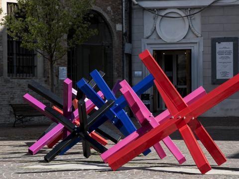 Barricades 4 - Paolo Ceribelli