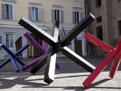 Barricades 5 - Paolo Ceribelli
