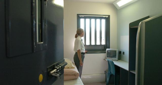 O caso aconteceu em HMP Bronzefield, a maior prisão feminina da Europa