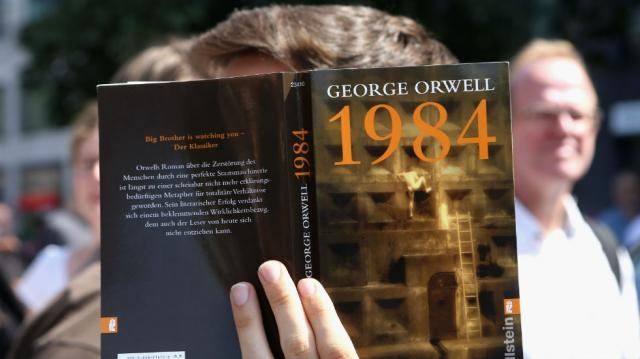 Producers bringing '1984' to Broadway as novel's popularity soars ... - thehill.com