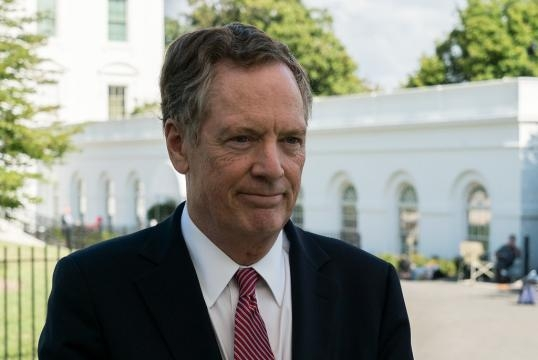 Robert Lighthizer, U.S. Trade Representative. / [Image by The White House via Flickr, Public Domain]
