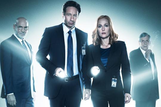 Serie tv del 2018: X-Files stagione 11