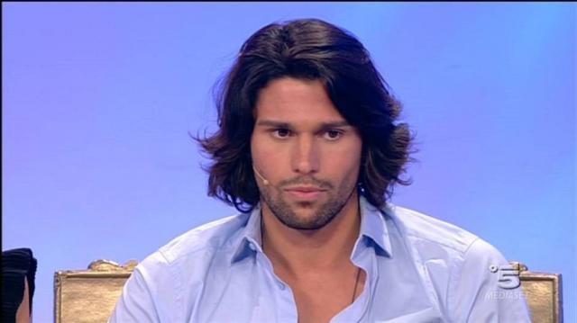 Uomini e Donne, l'annuncio a sorpresa di Luca Onestini - chedonna.it
