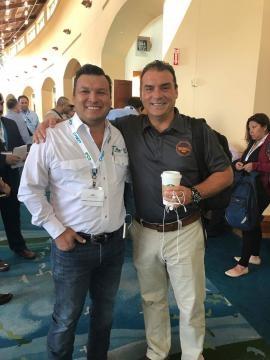 Alejandro Knight empresario exportador mexicano en USS