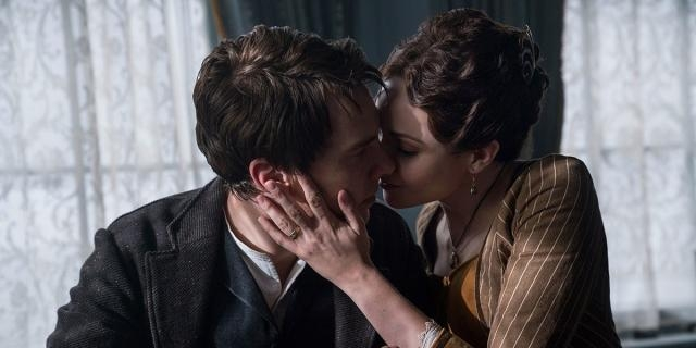 Benedict Cumberbatch e Tuppence Middleton in The Current War - teaser-trailer.com
