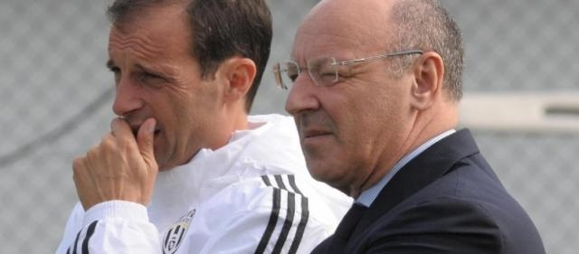 Juventus, Marotta e Allegri perderanno un calciatore nella prossima sessione di calciomercato?