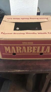 Marabella exportadora número 1 de papayas.