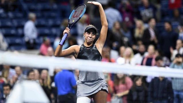 US Open: Madison Keys beats Vandeweghe for her first final - hindustantimes.com