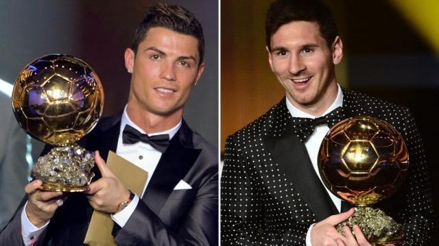 Ballon d'or : Messi, Ronaldo et... le reste du monde - Ballon d'Or ... - eurosport.fr