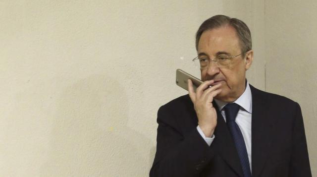 Florentino se cansa de tanta derrota. Tirará la casa por la ventana
