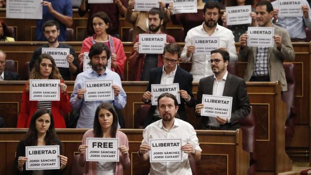 Independencia de Cataluña - Podemos pierde votantes de clase media ... - vozpopuli.com
