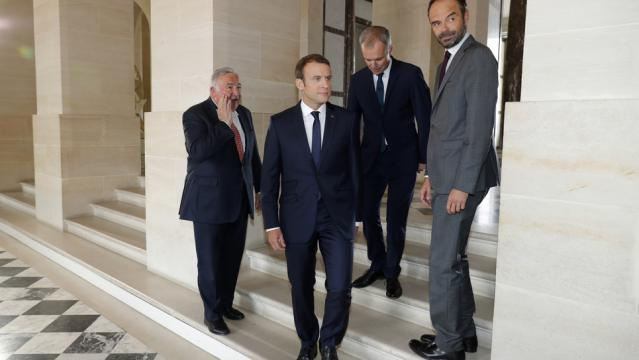 Réforme de la Constitution : ça avance entre Macron et le Sénat ... - publicsenat.fr