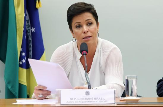 Após decisão judicial, deputada Cristiane Brasil (PTB) continua impedida de tomar posse como ministra do Trabalho.