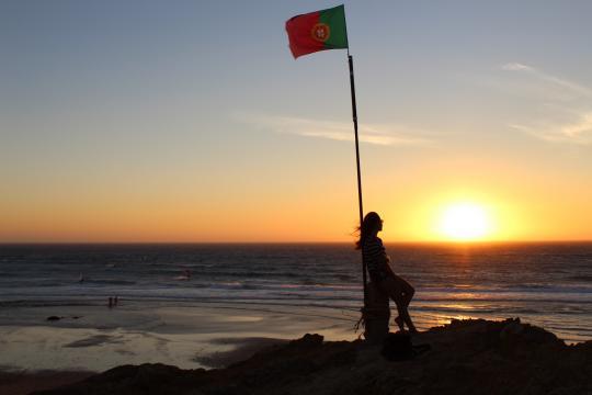 Portugal tem belezas naturais.