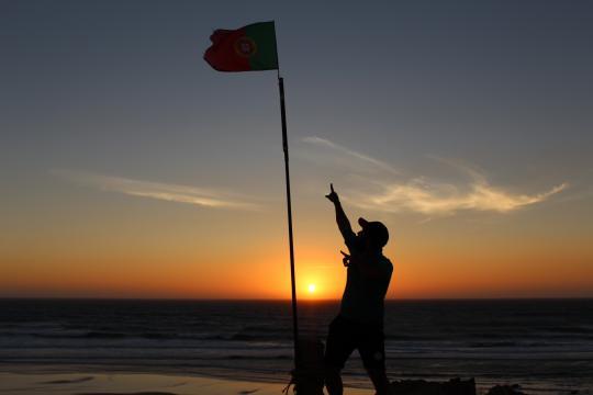 Portugal, um bom lugar para se viver.