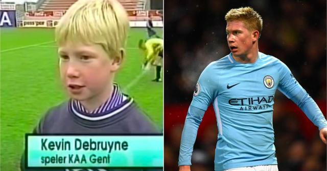 The Belgian hasn't changed much, and he's still playing well these days. Credit: givemesport.com