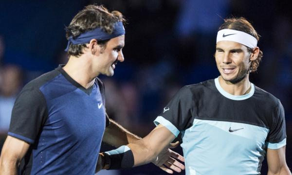 Federer e Nadal estão presentes no Australian Open