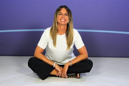 Paola Perego, torna in tv con Superbrain