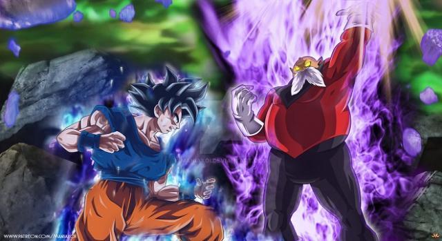 Dragon Ball Super Goku y Vegeta tendrán una gran batalla la cual no ganaran