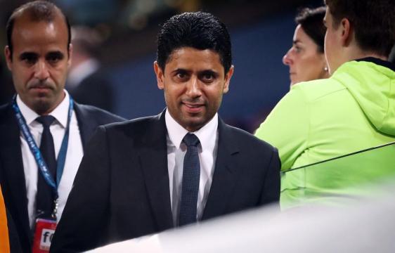 Foot PSG - PSG : Nasser Al-Khelaifi a voulu frapper très très fort ... - foot01.com