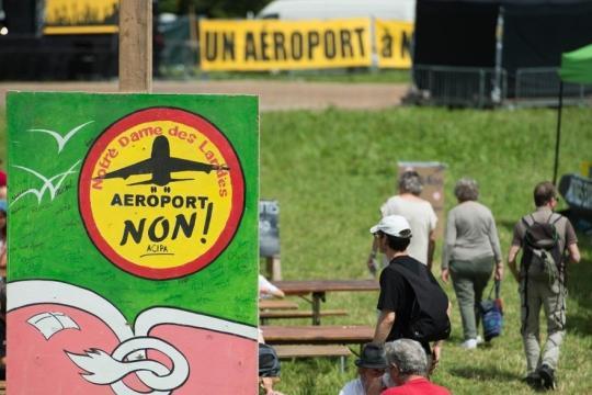 Notre-Dame-des-Landes : fin des consultations sur le projet d ... - rtl.fr