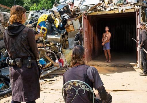 The Walking Dead 8ª Temporada | Episódio 7 tem menor audiência da série. - diademais.com
