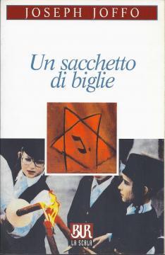 'Un sacchetto di biglie': il libro di Joseph Joffo.