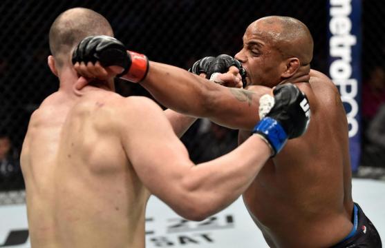 Cormier es ya un histórico de la UFC. thesun.co.uk.