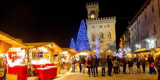 Mercatini di Natale 2017-2018 San Marino