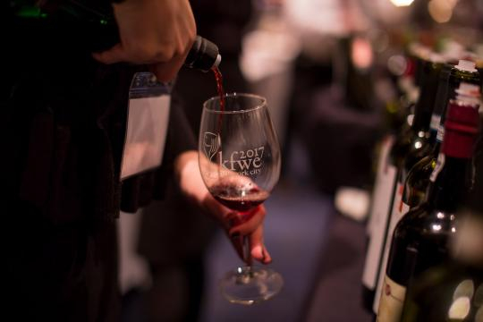 More wines from KFWE 2017 (Images used with permission from Royal Wine/Kedem)